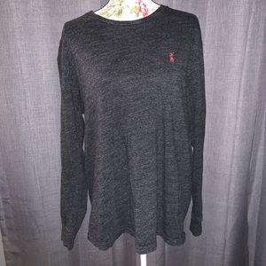 Ralph Lauren Long Sleeve Shirt - Dark Gray